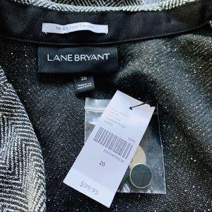 Lane Bryant Jackets & Coats - Lane Bryant Herringbone Blazer NWT Size 20